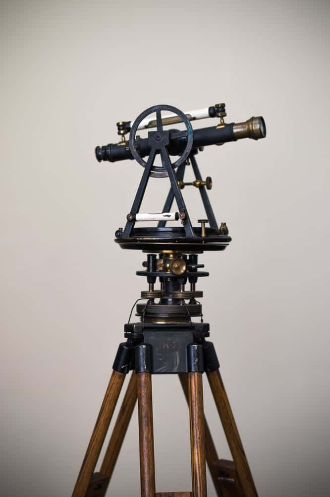 one of the first styles of telescopes