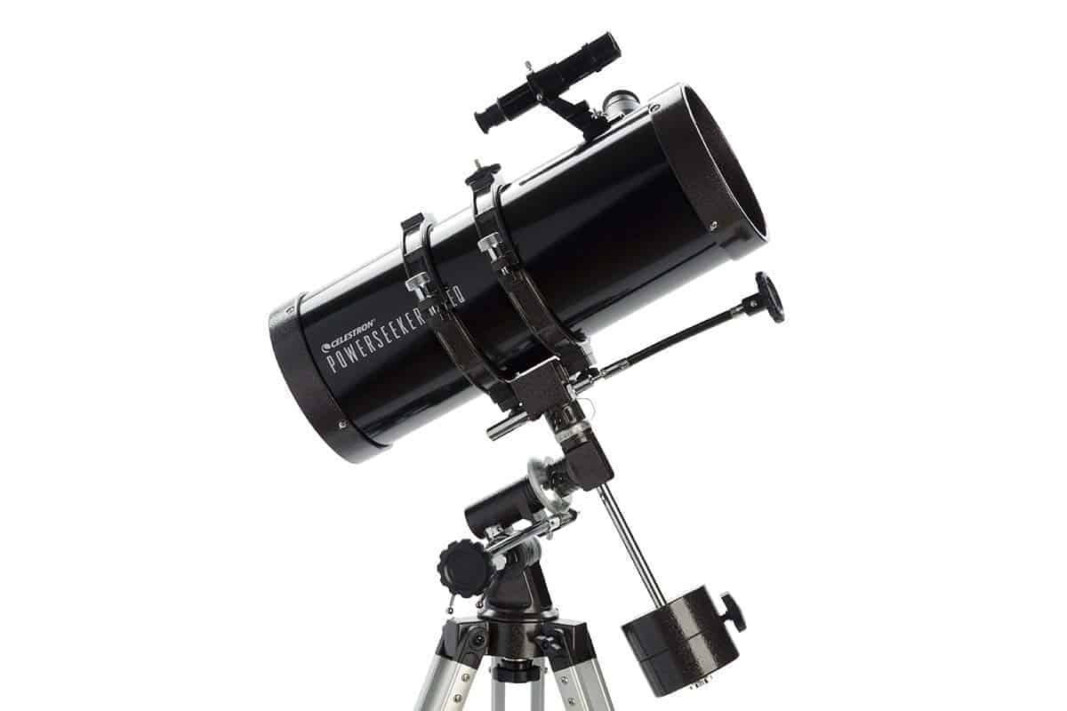 celestron power seeker 127 eq
