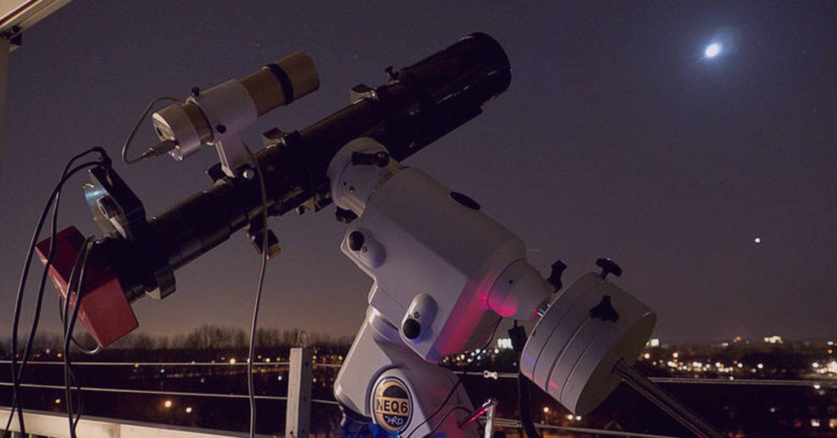 Best Telescope For Astrophotography | Buyers Guide To Telescopes That Take Pictures Of Deep Space