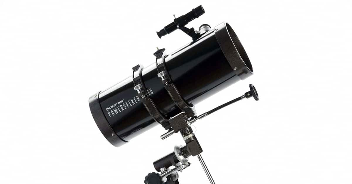 We Review The Celestron 127eq Powerseeker Telescope – Is The 127 eq  A Must Buy For Astronomy?