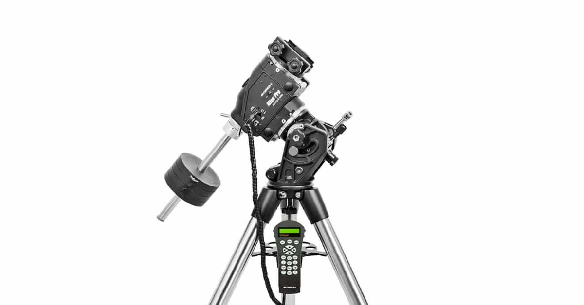 Best Telescope Mounts For Astrophotography – Top Rated & Reviews Of Equatorial, Goto, German Made & More…