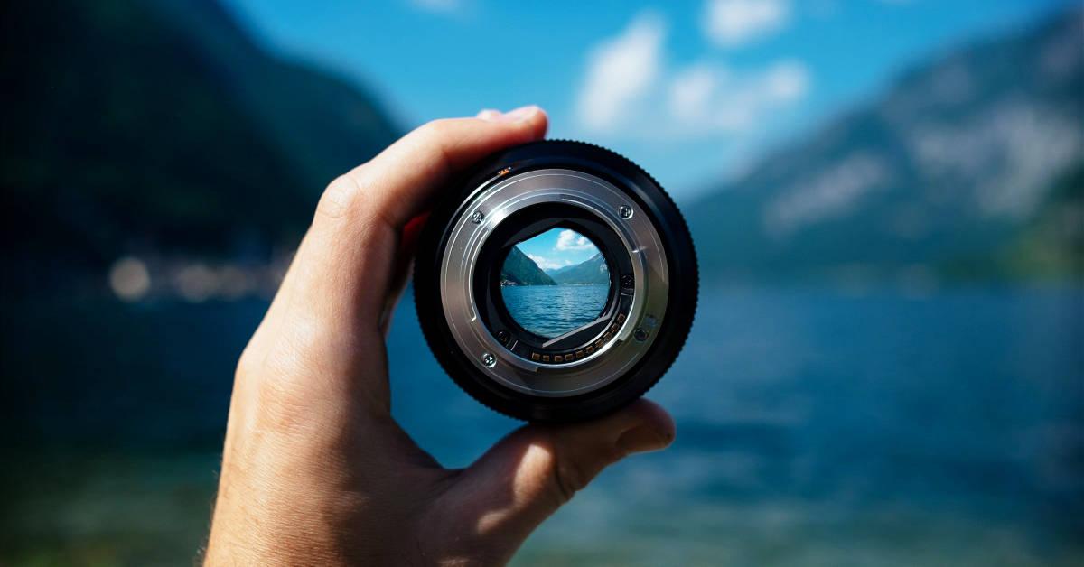 explaining what the aperture lens fstop is