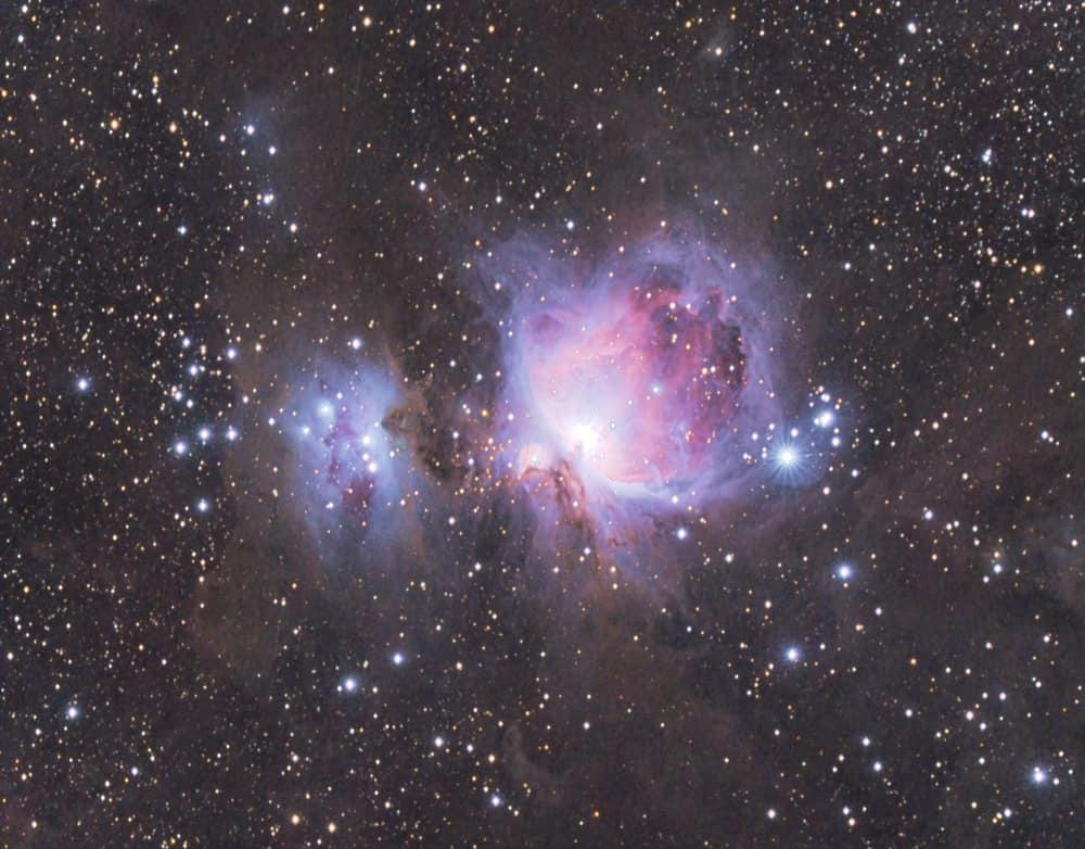 Great Orion Nebula image